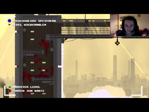 Let's Play Super Meat Boy #4: Die nervige Fabrik!