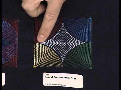 Love Of Quilting Learn How To Digitize An Embroidery Design Youtube