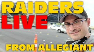 Las vegas raiders live game one from ...