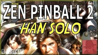 PS3 : Zen Pinball 2 - Star Wars - Han Solo - with Commentary !!