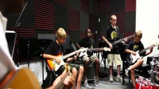 Fernando Jones' Blues Kids Featured in the Chicago Tribune