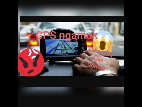 GPS NGAMUK PAKE LOGAT BAHASA BATAK