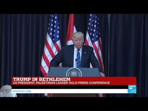 """Evil Losers!"" US President Donald Trump reacts to Manchester Terror Attack from Bethlehem"