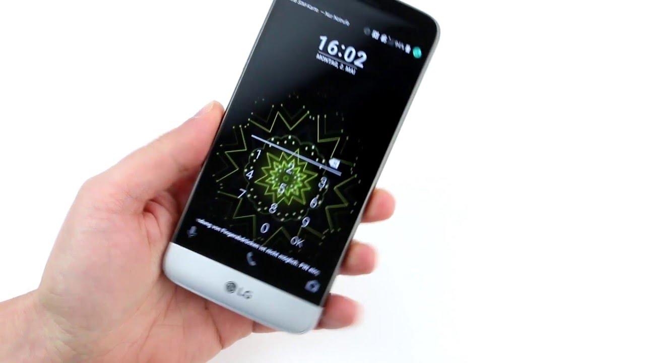 LG G5 Smartphone Review - NotebookCheck net Reviews