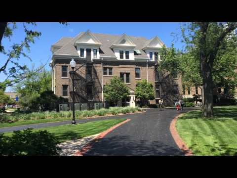 North Park University Campus Walking Tour