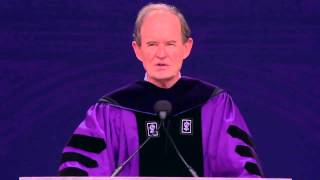 NYU Commencement Highlights 2013