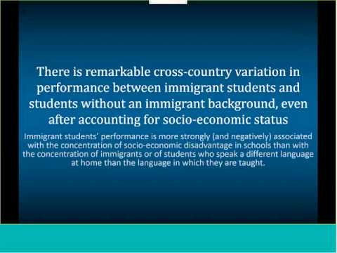Webinar December 18 2015 - Immigrant Students at School: Easing the Journey towards Integration
