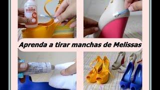 Tutorial:Como tirar manchas de Melissas