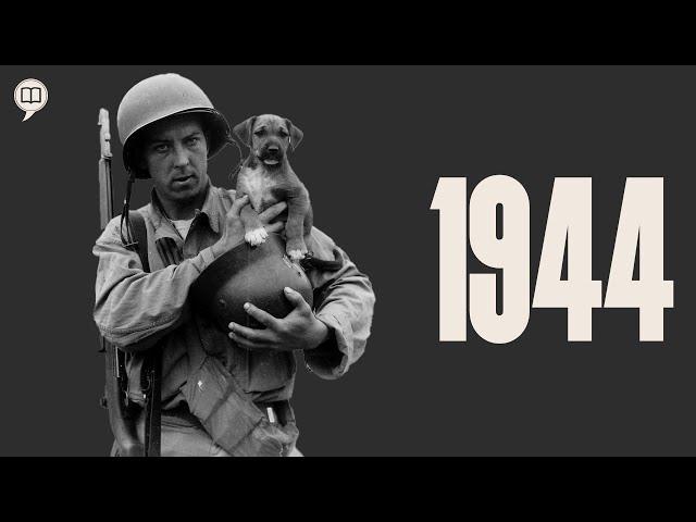 1944 - Seconde guerre mondiale tome 6   L'Histoire nous le dira