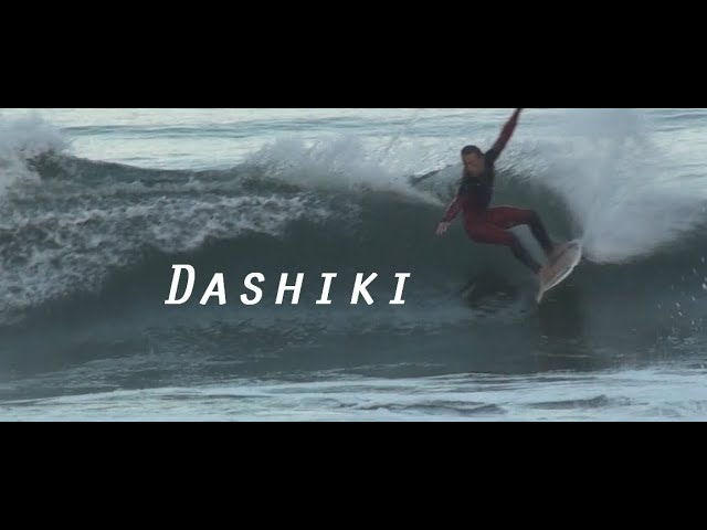 Dashiki - NJ Surfing