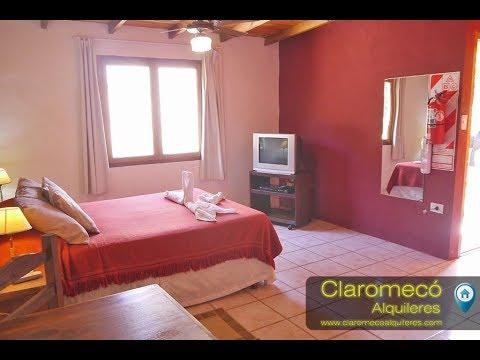 Posada Lunamar Deptos -  Claromeco Alquileres