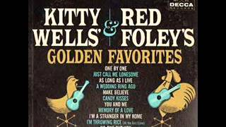 Red Foley & Kitty Wells - Make Believe (Till We Can Make It Come True)