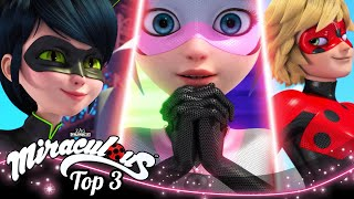 MIRACULOUS | 🐞 NEW POWERS 🔝 | SEASON 3 | Tales of Ladybug and Cat Noir