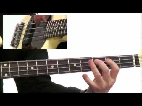 Download 50 Bass Grooves - #24 Church in the House - Bass Guitar Lesson - David Santos