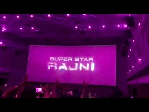2.0 Rajini Intro Scene : Finally! The Epic Day has arrived   Enthiran 2 Fans Review