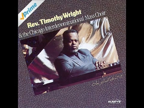Timothy Wright Trouble Don't Last Always
