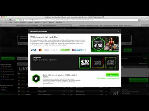 Video Online sportwetten ohne steuer