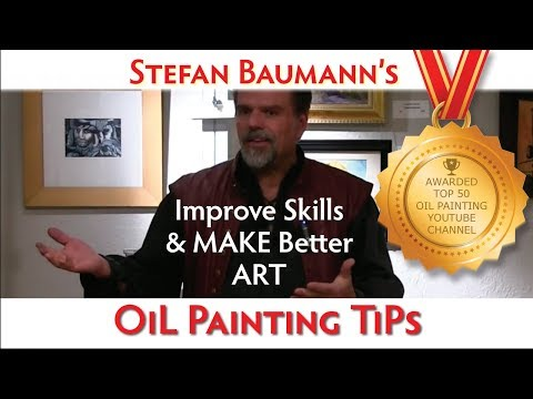 How To Improve Your Paintings Skills and Make Better Art