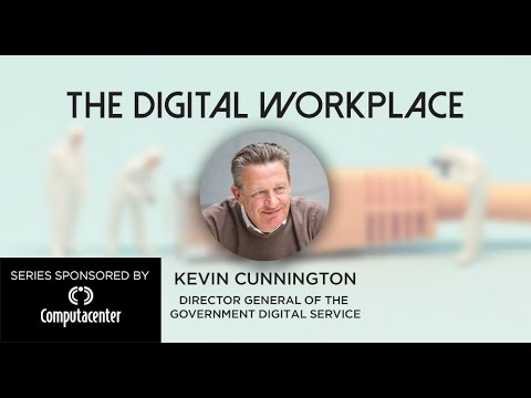 Digitizing the UK government with its Digital Director General
