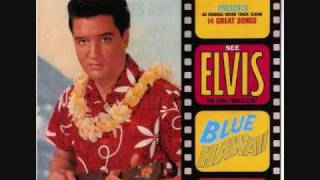 Elvis Presley   Blue Hawai