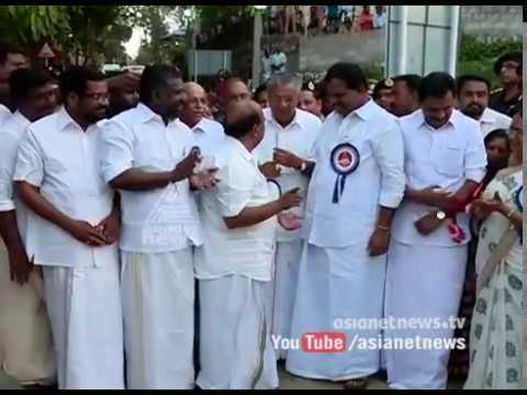 Enathu Bailey bridge inaugurated by CM Pinarayi vijayan