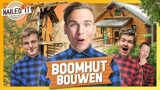 BOOMHUT BOUWEN! - Nailed it [Aflevering 6/Seizoen 2]