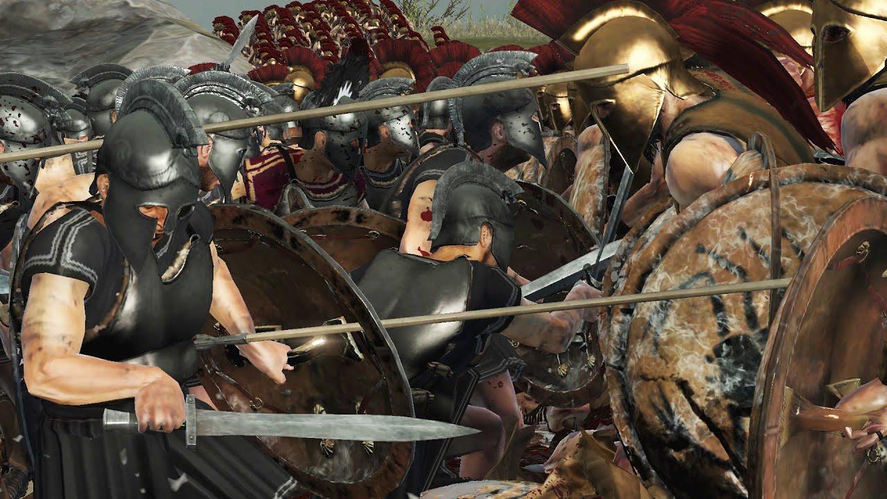 300 rome 2 Total war download
