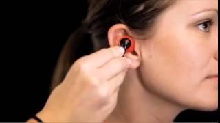 Jak správně nasadit sluchátka Yurbuds Inspire
