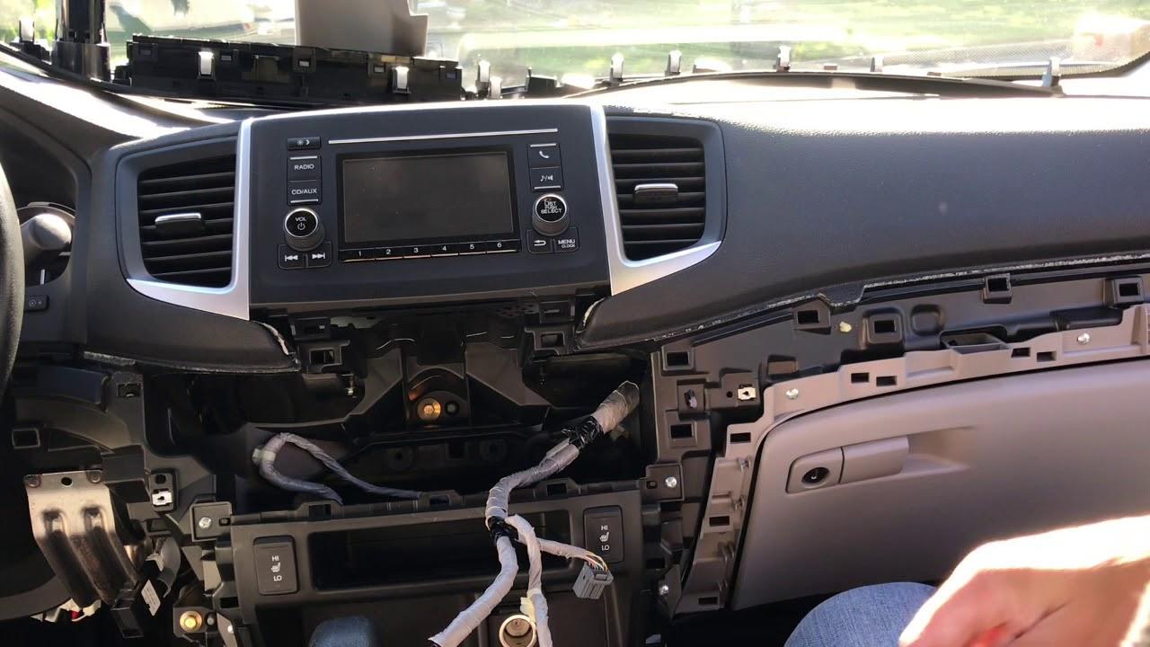 Honda Ridgeline Radio Wiring Harnes