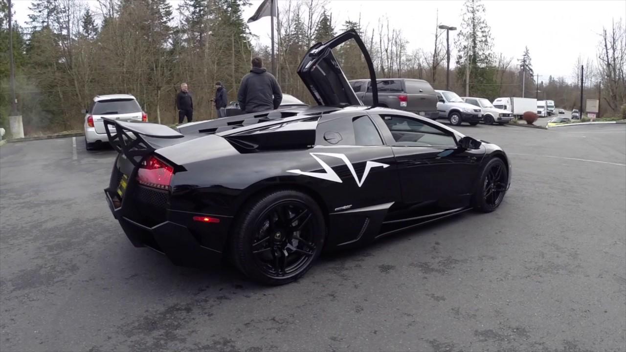2010 Lamborghini Murcielago Sv For Sale Youtube