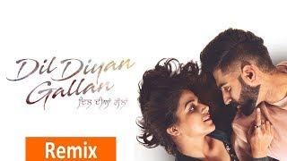 Dil Diyan Gallan (Remix) | Parmish Verma | Wamiqa Gabbi | Latest Punjabi Songs 2019 | Speed Records