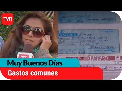 Vecinos reclaman por gastos comunes en condominio de La Cisterna | Muy buenos días