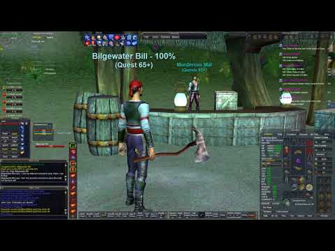 EverQuest : The Meek Shall What? quest