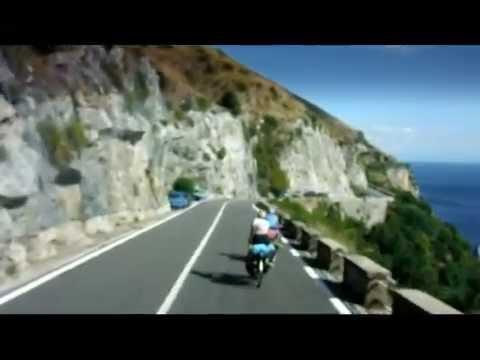YIKES!!! Driving the Amalfi Coast, terrifying, but worth it