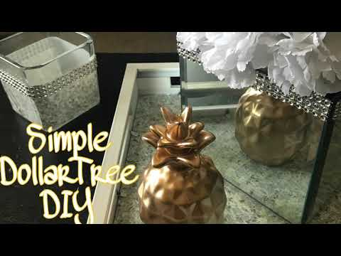 DIY Dollar Tree simple projects