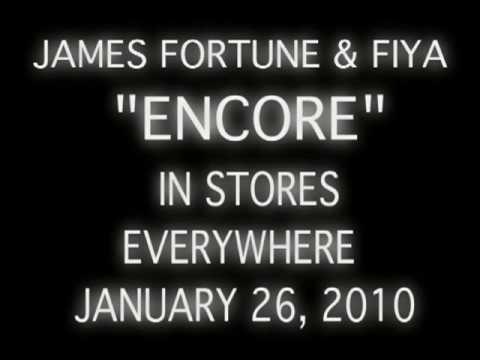 James Fortune Album Encore Snippets