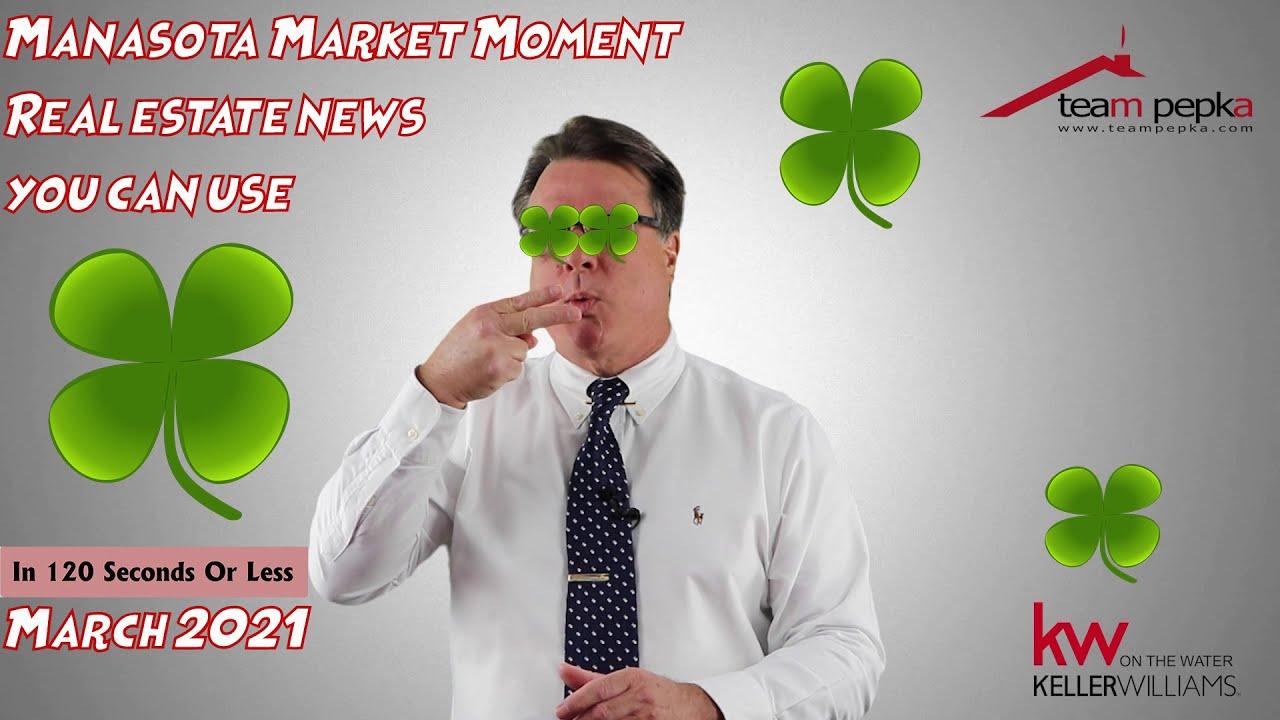 Manasota Market Moment March 2021