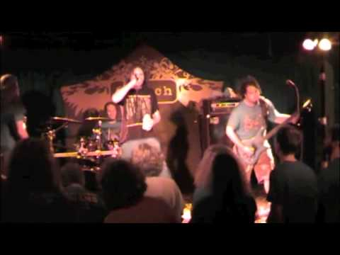 "Scaphism- ""Pathogenic Bacteria"" (live) at Church 6/28/11"
