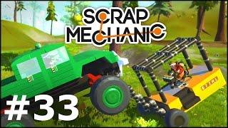 Scrap Mechanic #33 - Odcinek bez sensu :P