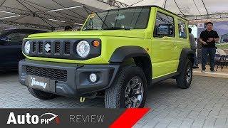 2019 Suzuki Jimny - Exterior & Interior (Philippines)