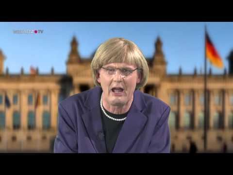 Angela Merkel: NATO-Opfer beleben Deutschland