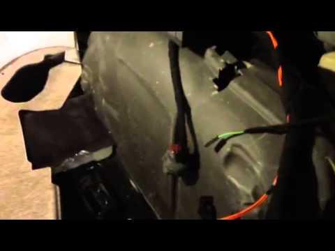 Porsche Cayenne  factory amplifier
