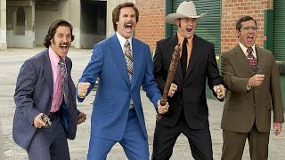 Best Funny Comedic Anchorman Movie Scenes