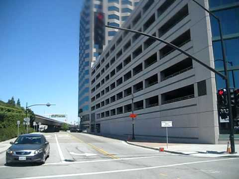 VTA Light Rail Convention Center to San Fernando San Jose California Valley Transportation Authority