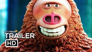 MISSING LINK Official Trailer (2019) Hugh Jackman, Zoe Saldana Animated Movie HD