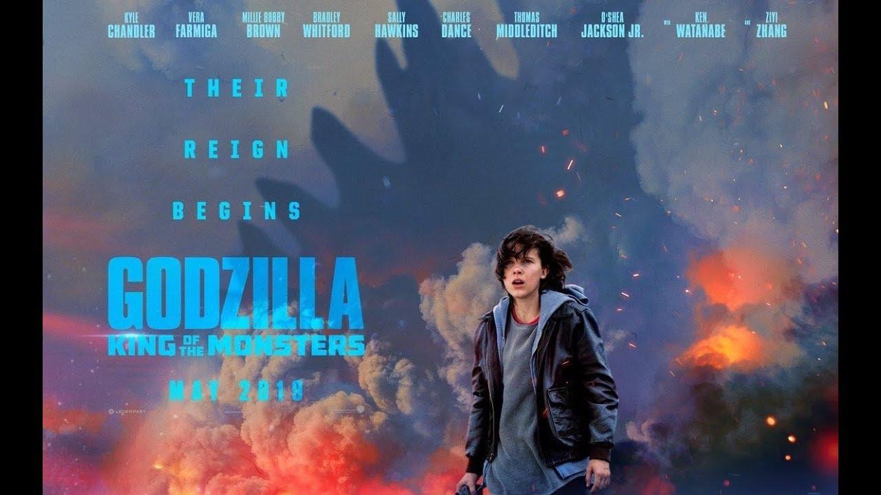 Годзилла 2  Король монстров — Русский трейлер с Comic Con 2019