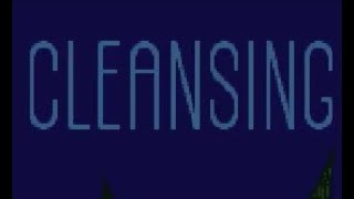 Cleansing Walkthrough