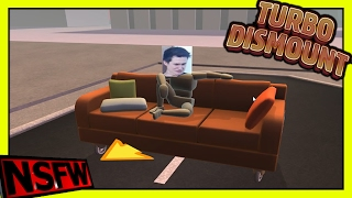 CHILL NA GAUČI! (Turbo Dismount #2)