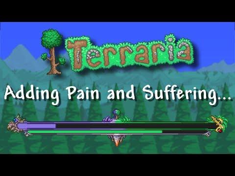 Terraria But Every Block Is Randomized...
