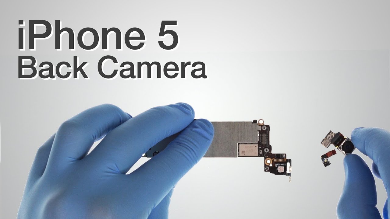 iphone 5s back camera not working back repair iphone 5 how to tutorial 19321